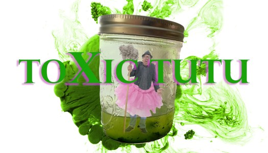 "Meet The Real Toxie In ""Toxic Tutu"""
