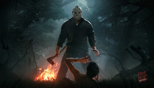 Friday the 13th: The Game is Real. Coming 2016.