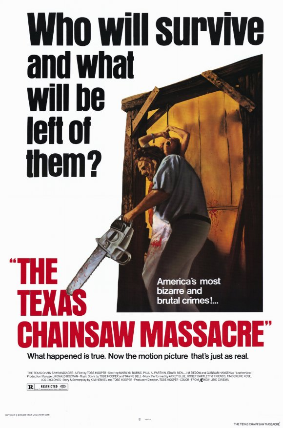 (4) The Texas Chainsaw Massacre