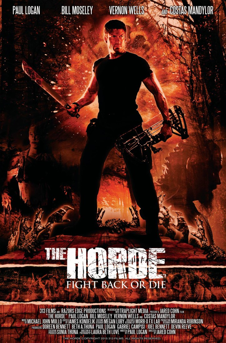 The Horde Poster