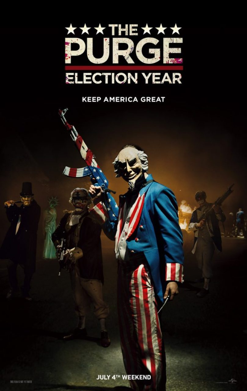 Purge Election Year Poster