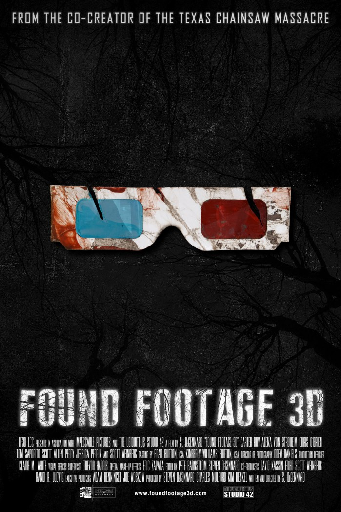 FF3D Glasses Poster medium