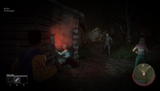 'Friday the 13th: The Game' says Sorry. Gives Free Shit to All.