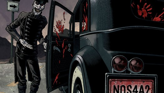 AMC Opening Writer's Room for 'NOS4A2' Series
