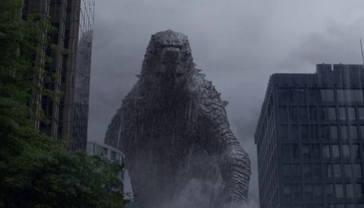 Fighters take their corners for 'Godzilla 2'