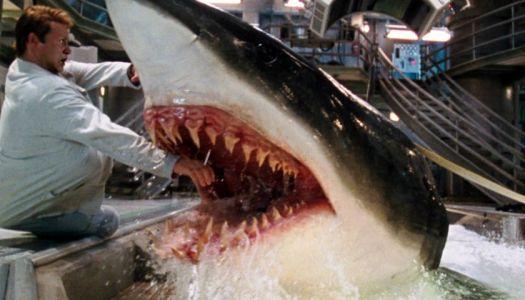 SyFy Shark Attacks with 'Deep Blue Sea 2'