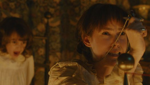 'Angelica' Takes The Supernatural To The Victorian Era