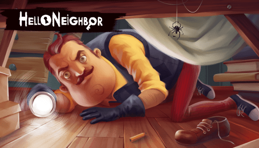 Modern Horrors Plays:Hello Neighbor