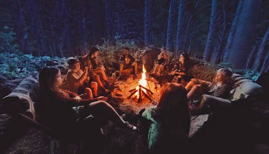 'HIGH TENSION' Director goes VR for 'CAMPFIRE CREEPERS'