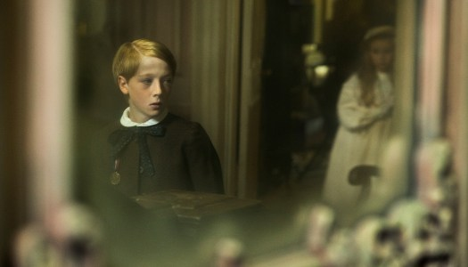 'The Little Stranger' Unveils WWII Secrets and Chills