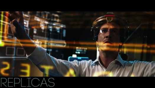 Keanu Reeves Creates Family 'Replicas' [Trailer]