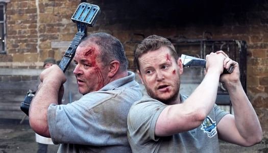 Side-Splitting 'Cannibals and Carpet Fitters' Hits VOD This Week!