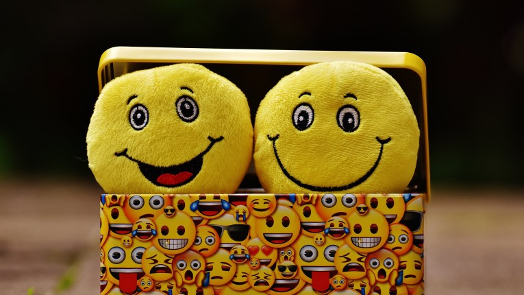 Emoji lunch box