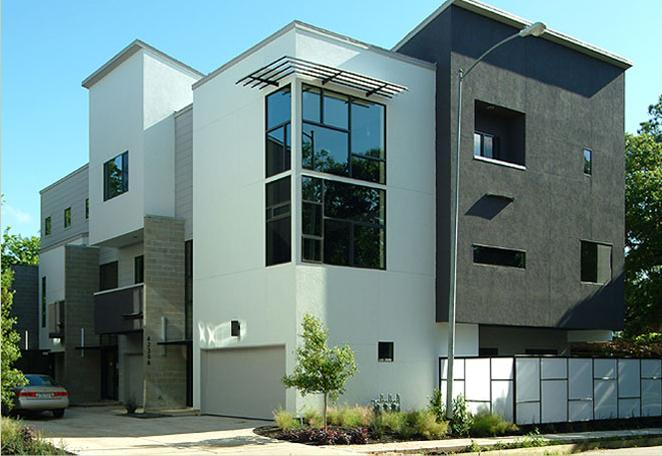 Rice Military Townhomes : Memorial Park : Jackson Hill