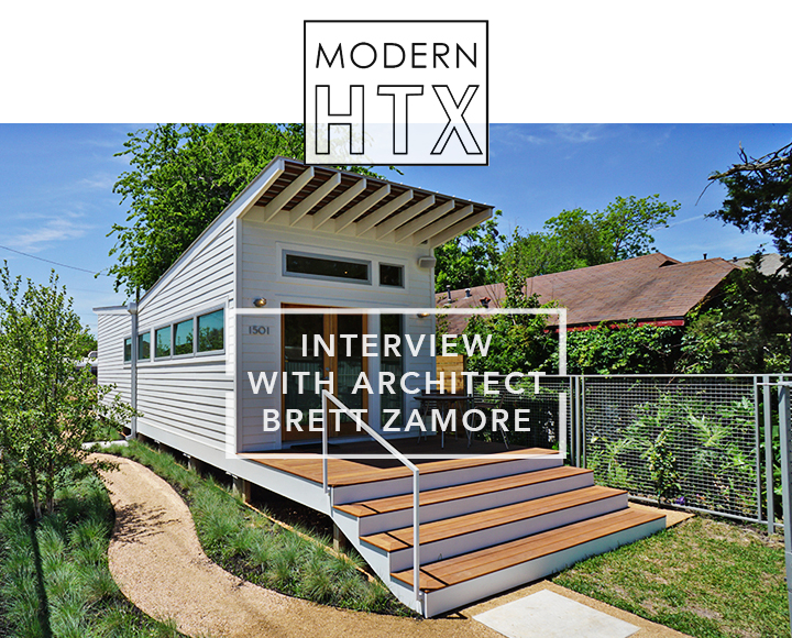 Interview with Architect Brett Zamore
