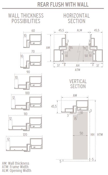 8 Drywall Door Interior Jamb 5