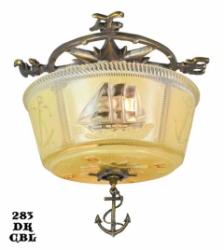 vintage hardware and lighting modernism