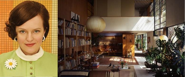 Peggy Olson Eames house