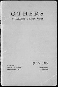 Cover design. 1:1 (July 1915).