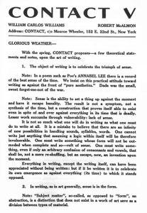 Title page, No. 5 (June 1923): 1.