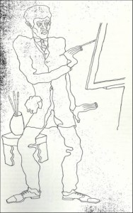 Aaron Douglas, Drawing. No. 1 (Nov. 1926): 31.