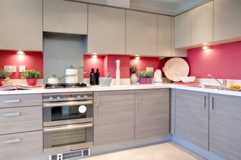 brown kitchen cabinets for kitchen remodeling