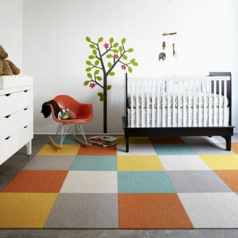 Trend To Try Carpet Tiles Modernize | Flor Carpet Tiles For Stairs | Diy Stair | Carpet Runners | Rug | Flooring | Floor Tiles
