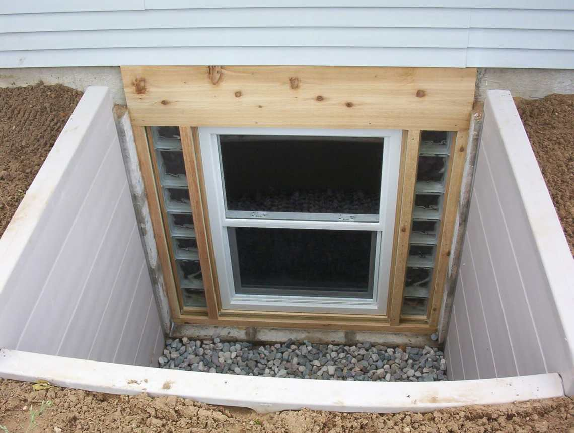 Image Result For Cost Of Installing An Egress Window In Ba T
