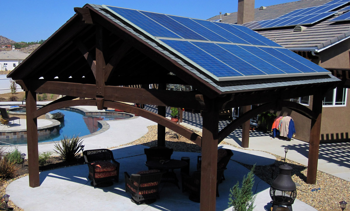 install solar instead of on the roof