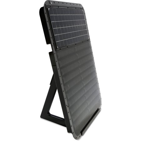 Solar-powered-heater