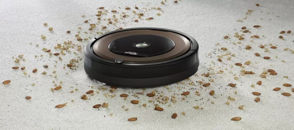 Roomba 890 Carpet