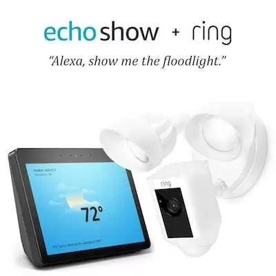 Echo Show + Ring