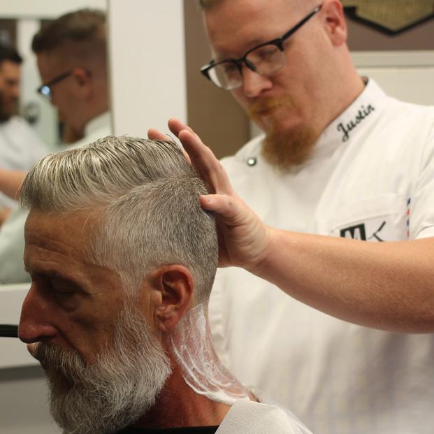 Modern Male Barbershop Barbershop