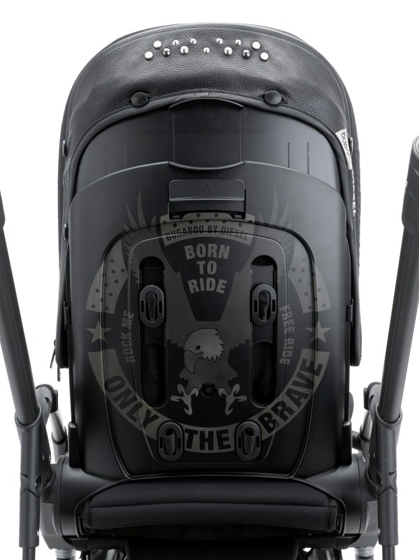 Limited Edition Bugaboo Diesel Rock Collection Contest
