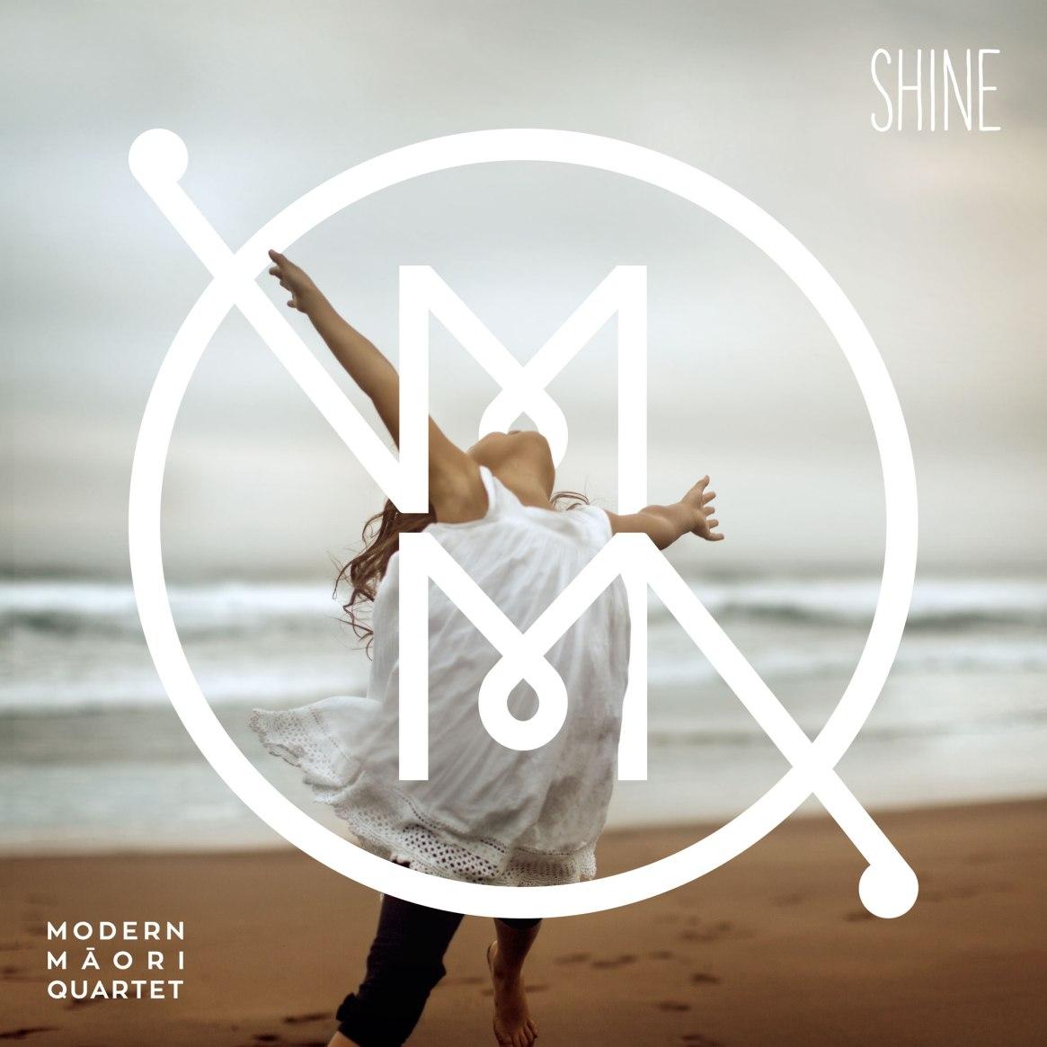 MMQ Shine album cover