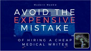 Hiring Medical Writers