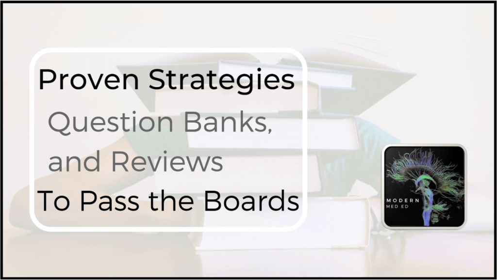 Strategies to Pass the Boards PANCE ANCC AANP Certification