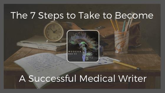 Medical Writing.
