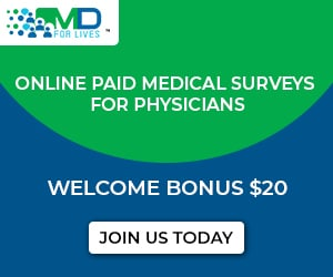 MDforLives $20 Welcome Message