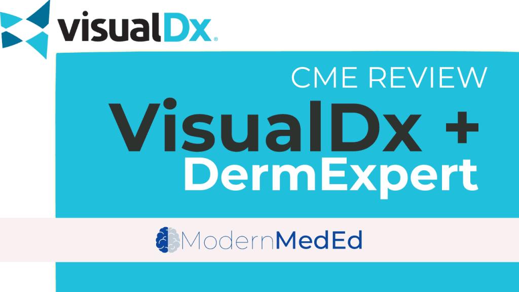 VisualDx CME DermExpert Review