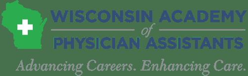 WAPA Wisconsin Academy of PAs Logo
