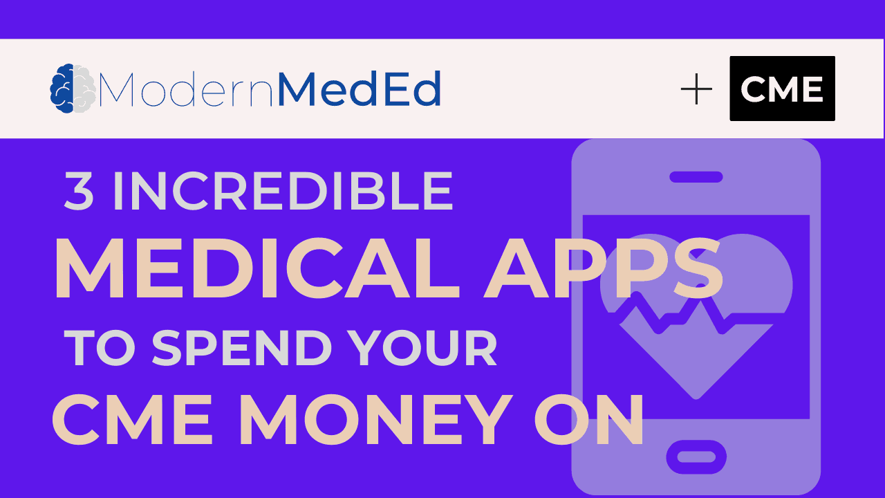 clinical apps to spend CME money