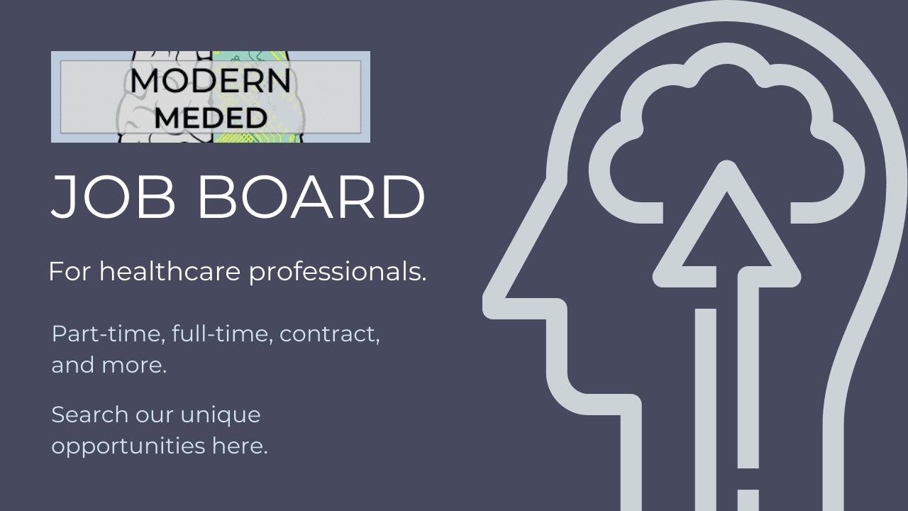Non Clinical Physician Job Board