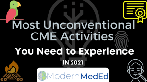 Most Unconventional CME of 2021