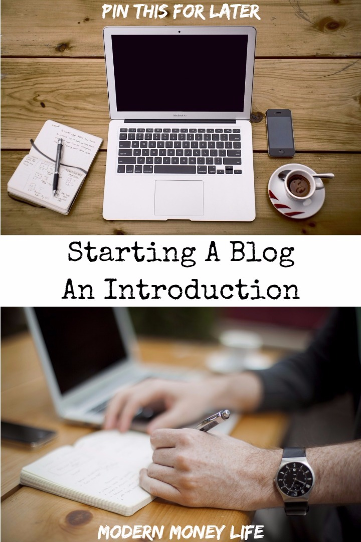 Starting a blog can be a little overwhelming at first. What hosting? What platform? How do I make money? Lots of questions run through your head before you've even put fingers to keyboard. Hopefully this short introduction will get you started.