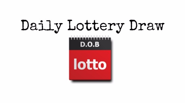 Doblotto daily lottery draw