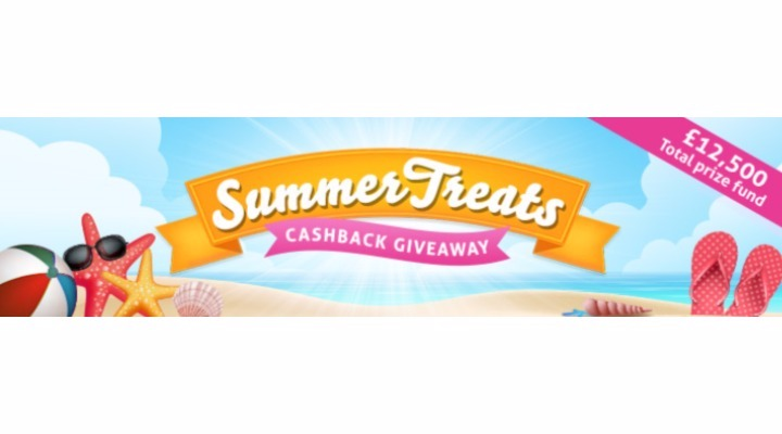 TopCashback Summer Treats Giveaway
