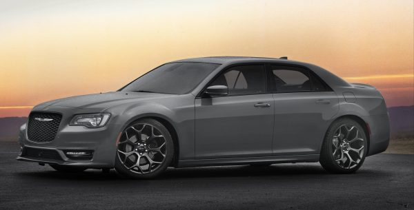 New Chrysler 300S Sport Appearance Package 2017