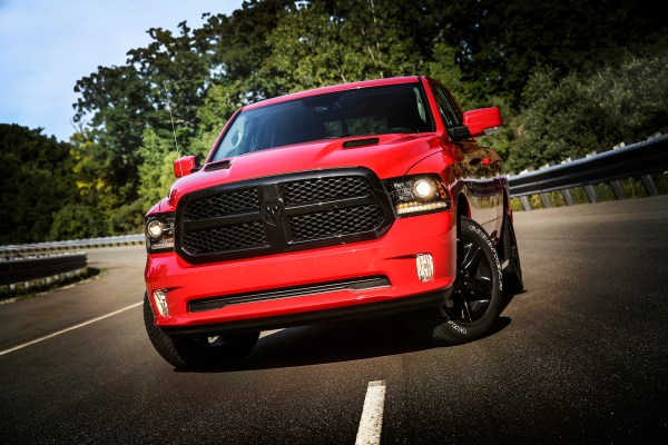 """New """"Night"""" Package Announced for 2017 Ram 1500"""