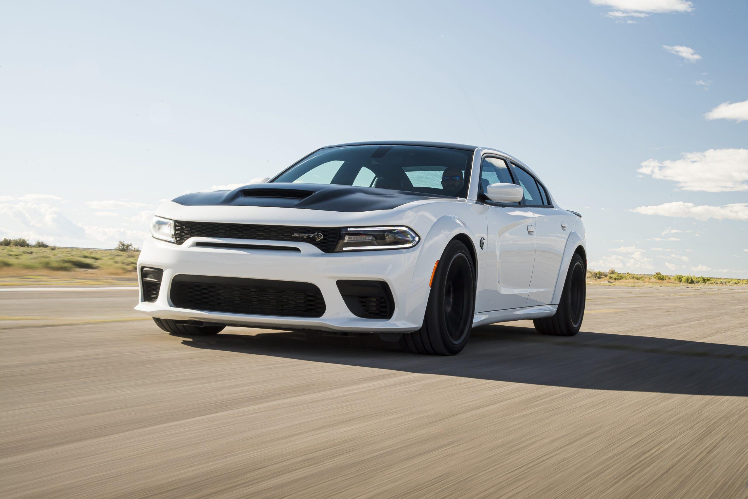 Dodge Introduces 'Demon-possessed' 2021 Dodge Charger SRT Hellcat Redeye